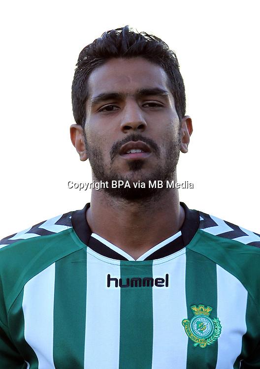 Portugal - Primera Liga NOS 2015-2016 /  <br /> ( Vitoria Setubal FC ) - <br /> Abdulaziz Al-Mansour