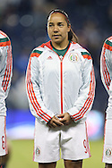 16 October 2014: Veronica Charlyn Corral (MEX). The Mexico Women's National Team played the Costa Rica Women's National Team at Sporting Park in Kansas City, Kansas in a 2014 CONCACAF Women's Championship Group B game, which serves as a qualifying tournament for the 2015 FIFA Women's World Cup in Canada. Costa Rica won the game 1-0.