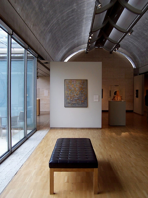 The Kimball Art Museum, Louis Kahn Architect