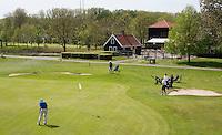 VELSEN - Hole E9 Openbare Golfbaan Spaarnwoude. COPYRIGHT KOEN SUYK