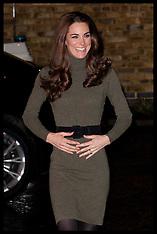 Duke and Duchess of Cambridge at homeless charity