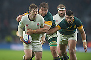 Twickenham, United Kingdom.    Old Mutual Wealth Series match.: England vs South Africa, at the RFU Stadium, Twickenham, England, Saturday, 12.11.2016<br /> <br /> [Mandatory Credit; Peter Spurrier/Intersport-images]