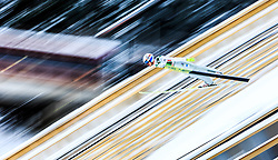 21.02.2016, Salpausselkae Schanze, Lahti, FIN, FIS Weltcup Ski Sprung, Lahti, Herren, im Bild Andreas Stjernen (NOR) // Andreas Stjernen of Norway competes during Mens FIS Skijumping World Cup of the Lahti Ski Games at the Salpausselkae Hill in Lahti, Finland on 2016/02/21. EXPA Pictures © 2016, PhotoCredit: EXPA/ JFK