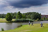 's Hertogenbosch - Hole 18 van Golfbaan Haverleij. COPYRIGHT KOEN SUYK