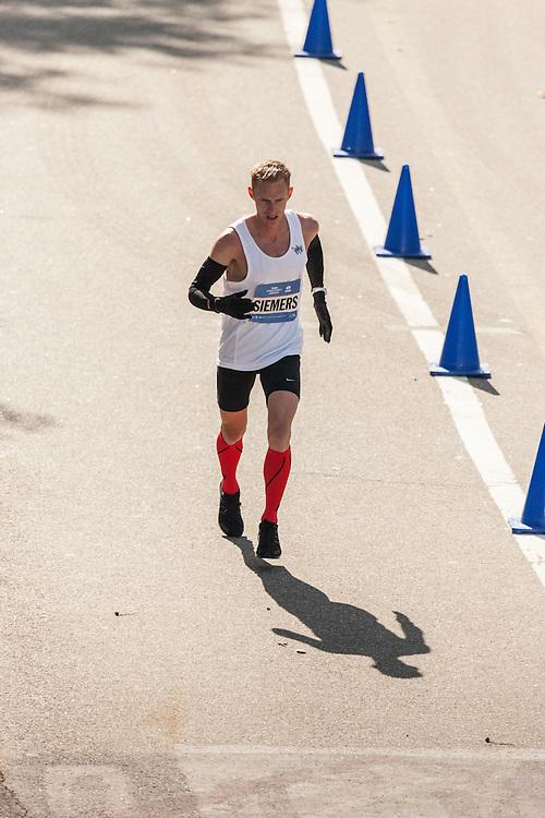 NYC Marathon, Siemers