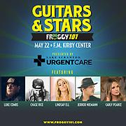 Froggy 101's Guitars & Stars 5/22/2018