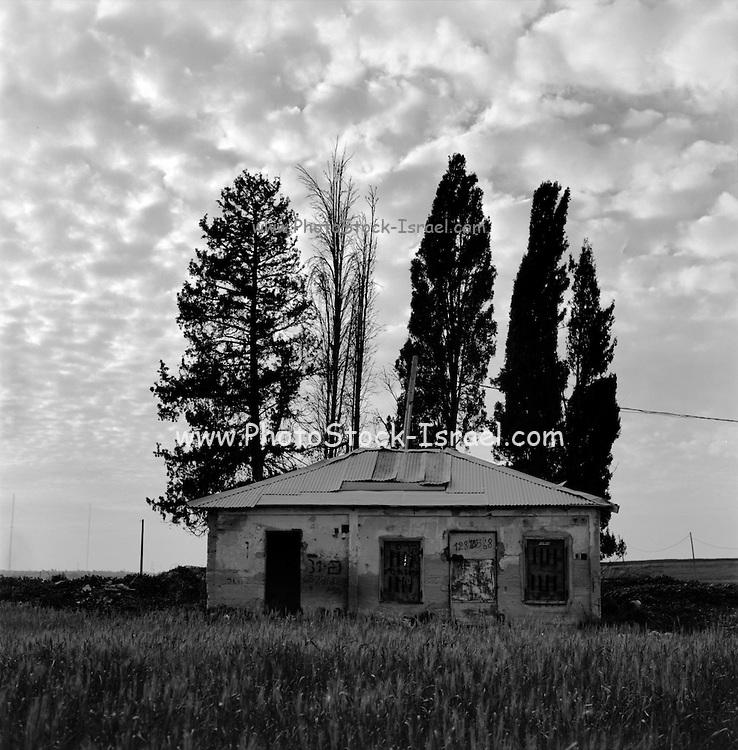 Iraeli Archive Old farmhouse