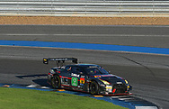 BURIRAM, THAILAND - OCTOBER 08: GT-300 car #10 Nissan GAINER TANAX GT-R of Ryuichiro Tomita / Hiroki Yoshida on Turn 12 during the 2017 AUTOBACS SUPER GT Round7 Chang SUPER GT RACE , Chang International Circuit, Buriram, Thailand on October 08, 2017.<br /> .<br /> .<br /> .<br /> (Photo by: Naratip Golf Srisupab/SEALs Sports Images)<br /> .<br /> Any image use must include a mandatory credit line adjacent to the content which should read: Naratip Golf Srisupab/SEALs Sports Images
