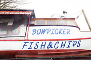 Bowpicker Fish and Chips in Astoria Oregon serves only one thing, line caught local albacore tuna fish and chips, and is widely regarded as the best fish and chips on the west coast.