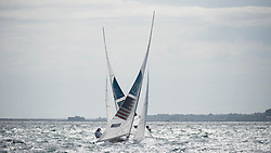 2012 Olympic Games London / Weymouth<br /> <br /> Star practice race<br /> StarIRLO'Leary Peter, Burrows David<br /> StarUSAMENDELBLATT Mark, Fatih Brian