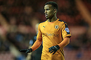 Nathan Byrne (Wolverhampton Wanderers) during the Sky Bet Championship match between Middlesbrough and Wolverhampton Wanderers at the Riverside Stadium, Middlesbrough, England on 4 March 2016. Photo by Mark P Doherty.