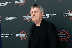Director, Douglas Mackinnon and Composer David Arnold attend a the first ever screening of Good Omens in its entirety at the Edinburgh International Film Festival<br /> <br /> Pictured: Douglas Mackinnon