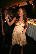 JADE JAGGER, The Red Cross London Ball, The Room by the River: 99 Upper Ground, Waterloo, London, SE1. 21 November 2007. -DO NOT ARCHIVE-© Copyright Photograph by Dafydd Jones. 248 Clapham Rd. London SW9 0PZ. Tel 0207 820 0771. www.dafjones.com.