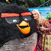 NLD/Amsterdam/20190814 - Premiere Angry Birds 2, Irma Knol