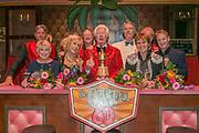 ROTTERDAM, THE NETHERLANDS. 2017, SEPTEMBER 09. Premiere van de Oase Bar geeft een Feestje in De Doelen.
