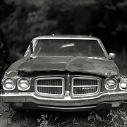 Pontiac - Speed Graphic - Ilford Film