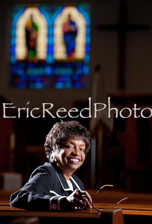 pastor, stafford, church, christian, (Eric Reed/Cedars-Sinai Medical Center)