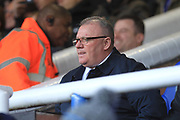 Steve Evans during the EFL Sky Bet League 1 match between Peterborough United and Rochdale at London Road, Peterborough, England on 12 January 2019.