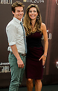 "Amelia Heinle, Greg Rikaart from serie ""The Young and the Restless"" attends photocall at the Grimaldi Forum on June 9, 2014 in Monte-Carlo, Monaco."