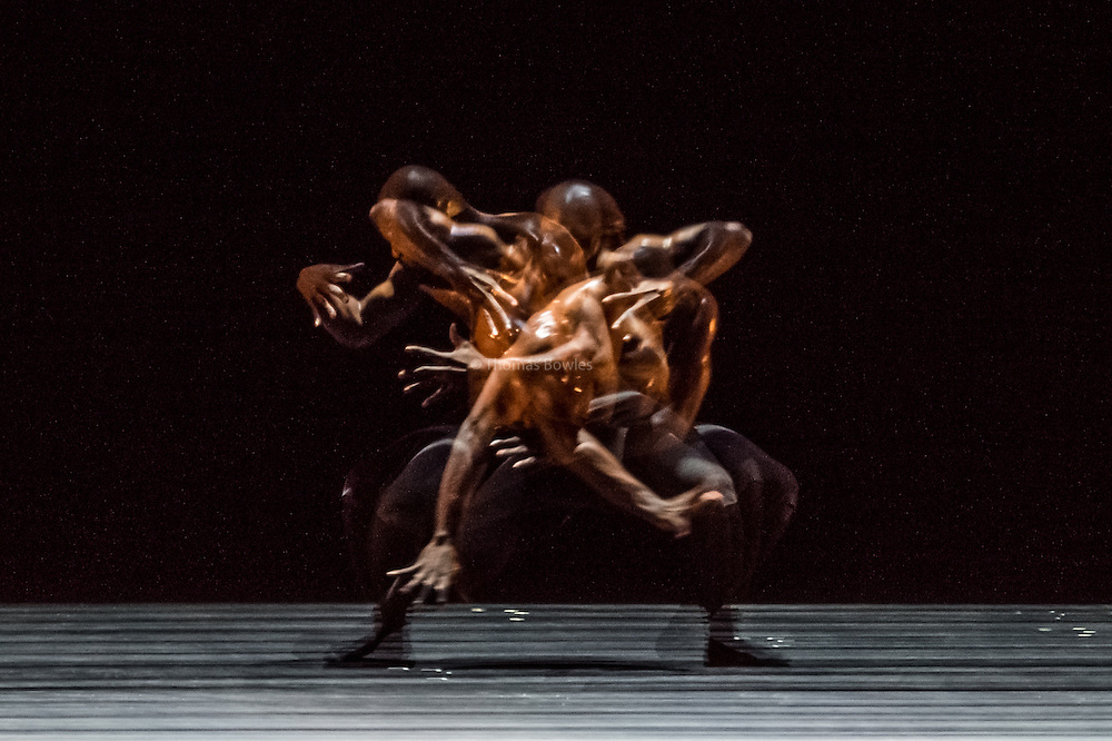 Still- Russell Maliphant Company performed by Dickson Mbi - Sadler's Wells, London, 2nd Feb 2017.