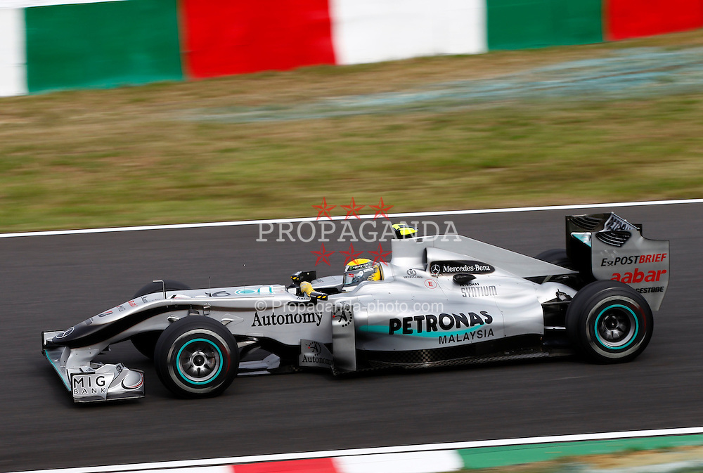 Motorsports / Formula 1: World Championship 2010, GP of Japan, 04 Nico Rosberg (GER, Mercedes GP Petronas),
