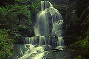 Dingman's Falls, Delaware Gap National Recreation Area, Pocono Mountains, PA