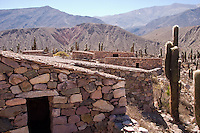 PUCARA DE TILCARA, QUEBRADA DE HUMAHUACA, PROV. DE JUJUY, ARGENTINA