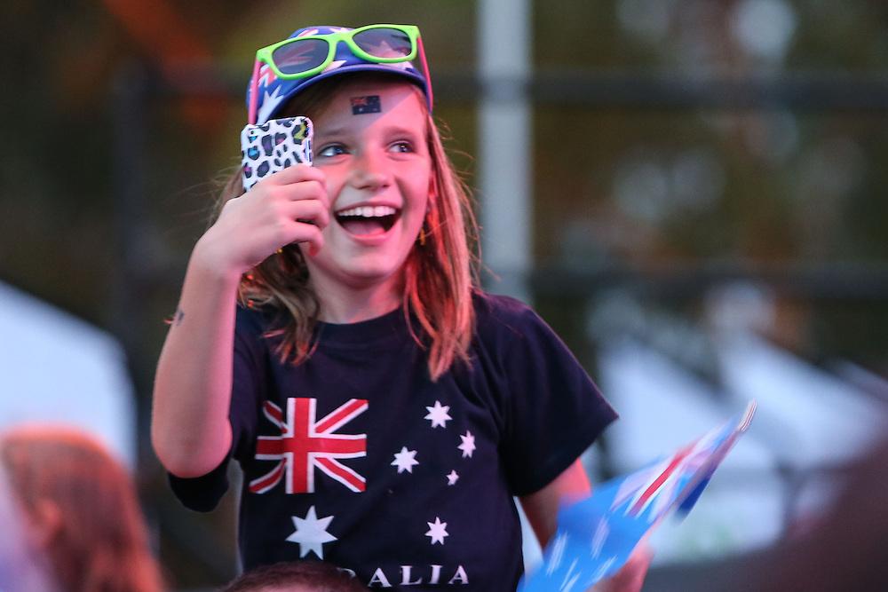 Australia Celebrates Concert 2013, Canberra