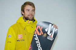 11.11.2014, MOC, München, GER, Snowboard Verband Deutschland, Einkleidung Winterkollektion 2014, im Bild Martin Noerl // during the Outfitting of Snowboard Association Germany e.V. Winter Collection at the MOC in München, Germany on 2014/11/11. EXPA Pictures © 2014, PhotoCredit: EXPA/ Eibner-Pressefoto/ Buthmann<br /> <br /> *****ATTENTION - OUT of GER*****