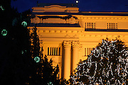 Belo Horizonte_MG, Brasil...Decoracao de Natal na Praca da Liberdade...The christmas decoration in the Praca da Liberdade...Foto: MARCUS DESIMONI / NITRO.