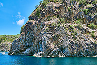 cliff of linapacan island in Palawan Philippines