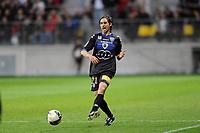 FOOTBALL - FRENCH CHAMPIONSHIP 2011/2012 - LE MANS FC v SC BASTIA   - 4/05/2015 - PHOTO PASCAL ALLEE / DPPI - Fethi HAREK (BAS)