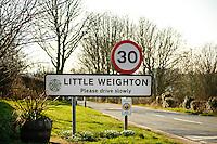 Little Weighton, East Yorkshire