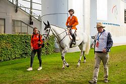 Van Der Vleuten Maikel, NED, Dana Blue<br /> CHIO Aachen 2019<br /> © Hippo Foto - Sharon Vandeput<br /> 18/07/19