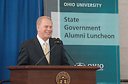 1823624th Annual Ohio University State Government Alumni Luncheon May 15, 2007.... Governor Strickland