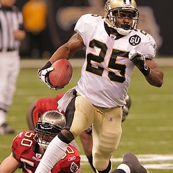 09-07-2008 Tampa Bay Buccaneers at New Orleans Saints