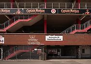 Millerntor Stadium Orte des Stadions. 16.05.2019. Fotos: Mauricio Bustamante.