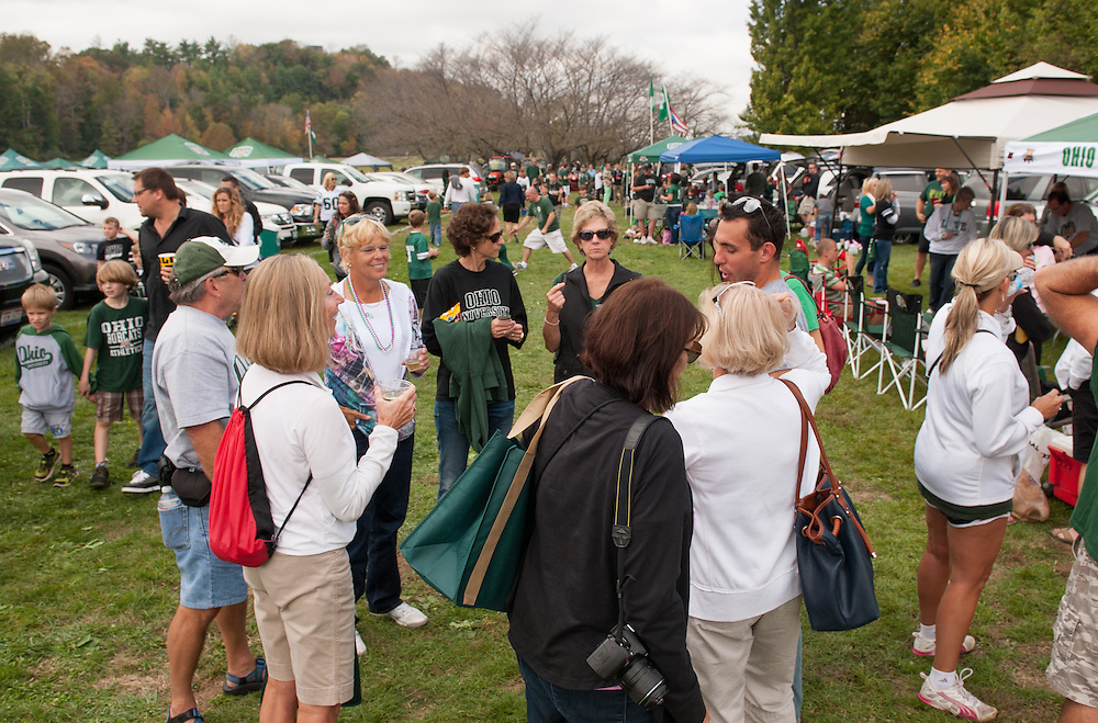 Homecoming 2013 Tailgate. Photo by Elizabeth Held