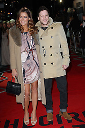 Matt Cardle arriving for the premiere of The Girl With The Dragon Tattoo,  in London, Monday 12th December 2011. Photo by: Stephen Lock / i-Images