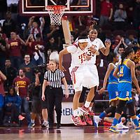 USC Women's Basketball v UCLA