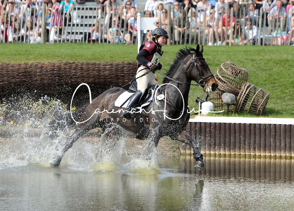 K&ouml;hncke Marina (GER) - Calma Schelly<br /> CIC4* Badminton 2011<br /> &copy; Hippo Foto - Cealy Tetly