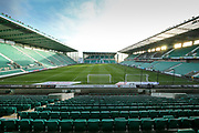 Easter Road ahead of the Ladbrokes Scottish Premiership match between Hibernian and Ross County at Easter Road, Edinburgh, Scotland on 23 December 2017. Photo by Craig Doyle.