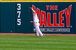NORMAL, IL - May 01: Joe Aeilts during a college baseball game between the ISU Redbirds and the Indiana State Sycamores on May 01 2019 at Duffy Bass Field in Normal, IL. (Photo by Alan Look)