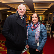 02.03.2017        <br /> Attending the Limerick City and County Councils Annual Tidy Towns Seminar 2017 at the Woodlands House Hotel Adare Co. Limerick were, Tom Carroll and Patricia Lonergan, Knockainey Tidy Towns. Picture: Alan Place