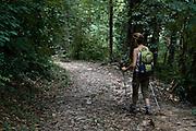 Escursione nel Parco Montevecchia Curone..Excursion on footpath Montevecchia park