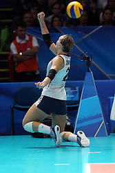 KAYLA BANWARTH <br /> USA - CHINA <br /> FINAL VOLLEYBALL WOMEN'S WORLD CHAMPIONSHIP 2014<br /> MILAN (ITA) 12-10-2014<br /> PHOTO BY FILIPPO RUBIN