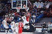 McLean Jamel<br /> EA7 Emporio Armani Olimpia Milano - Pasta Reggia Caserta<br /> LegaBasket 2016/2017<br /> Milano 30/10/2016<br /> Foto Ciamillo-Castoria