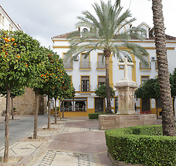 10.01.2012, Marbella, Spanien, ESP, Marbella im Focus, im Bild Altstadt von Marbella, Andalusien, Spanien. EXPA Pictures © 2012, PhotoCredit: EXPA/ Eibner/ Andre Latendorf..***** ATTENTION - OUT OF GER *****