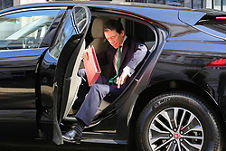 © Licensed to London News Pictures. 14/05/2019. London, UK. Rory Steward - Secretary of State for International Development arrives in Downing Street for the weekly Cabinet meeting. Photo credit: Dinendra Haria/LNP