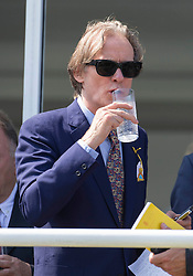 Actor Bill Nighy at Ladies Day at Glorious Goodwood in the UK  <br /> Thursday, 1st August 2013<br /> Picture by i-Images